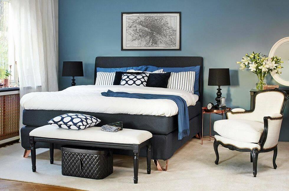 9 budgetknep för att få ditt sovrum att se dyrare ut