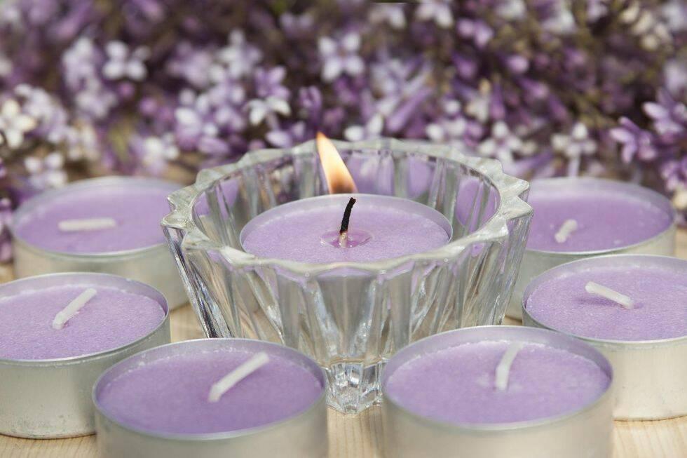 Forskare: Doftljus kan göra dig sjuk