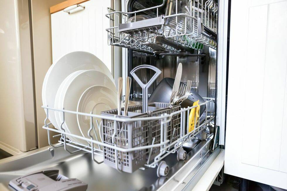 Så här rengör du din diskmaskin – helt utan kemikalier