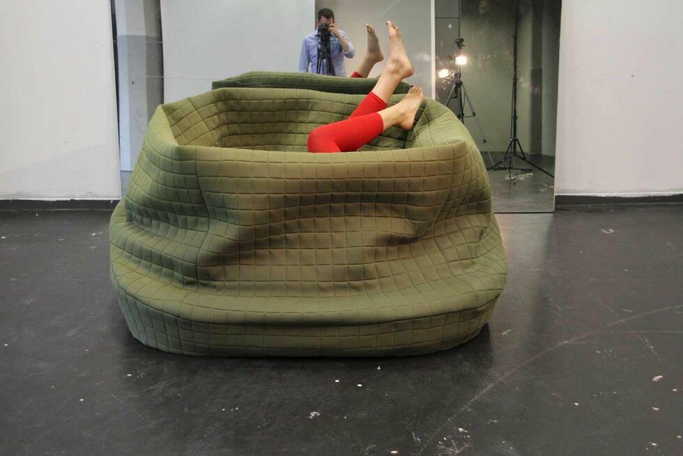 Här är soffan vi helst vill krypa ner i den här kalla vintern