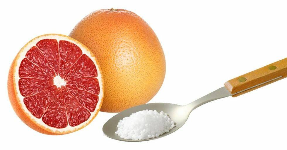 Här är den oväntade frukten som gör ditt badkar skinande rent