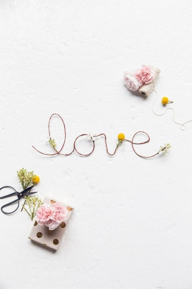 7 smarta sätt att återanvända dina alla hjärtans dag-blommor