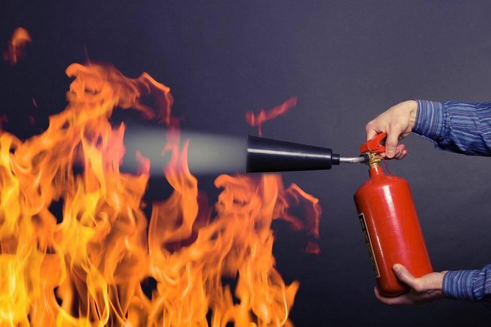 Flest bränder startar i köket - så här skyddar du dig