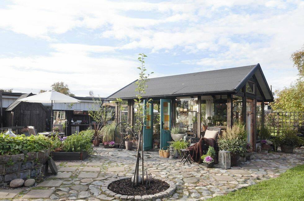 Stor tävling: Har du Sveriges härligaste växthus?