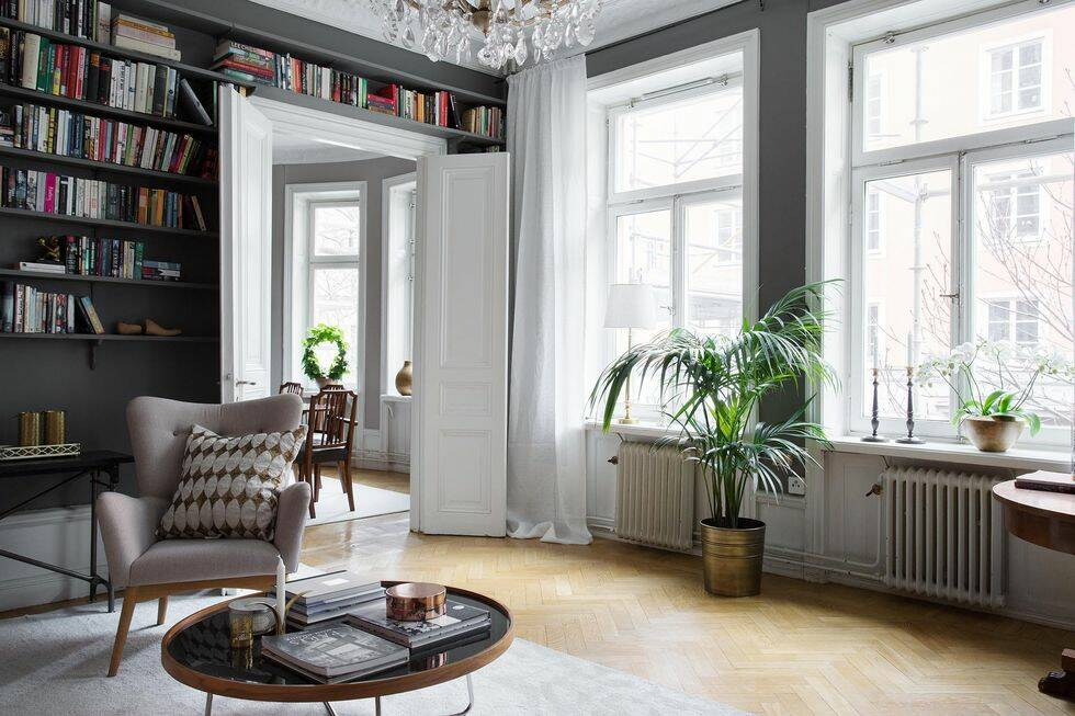 Dominika Peczynski säljer sin lägenhet – se de fina bilderna här
