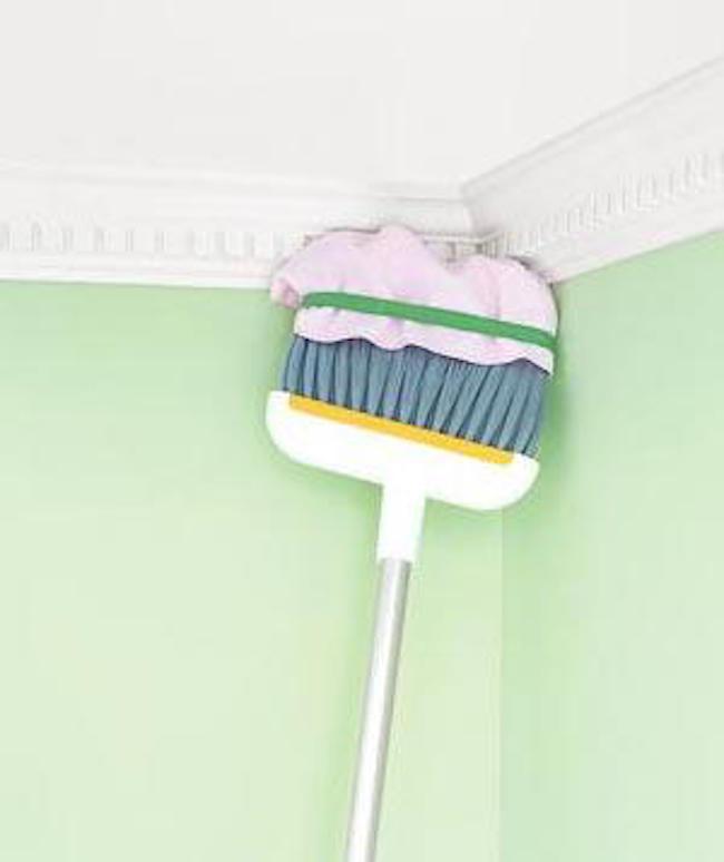 10 smarta knep som gör städningen lite lättare