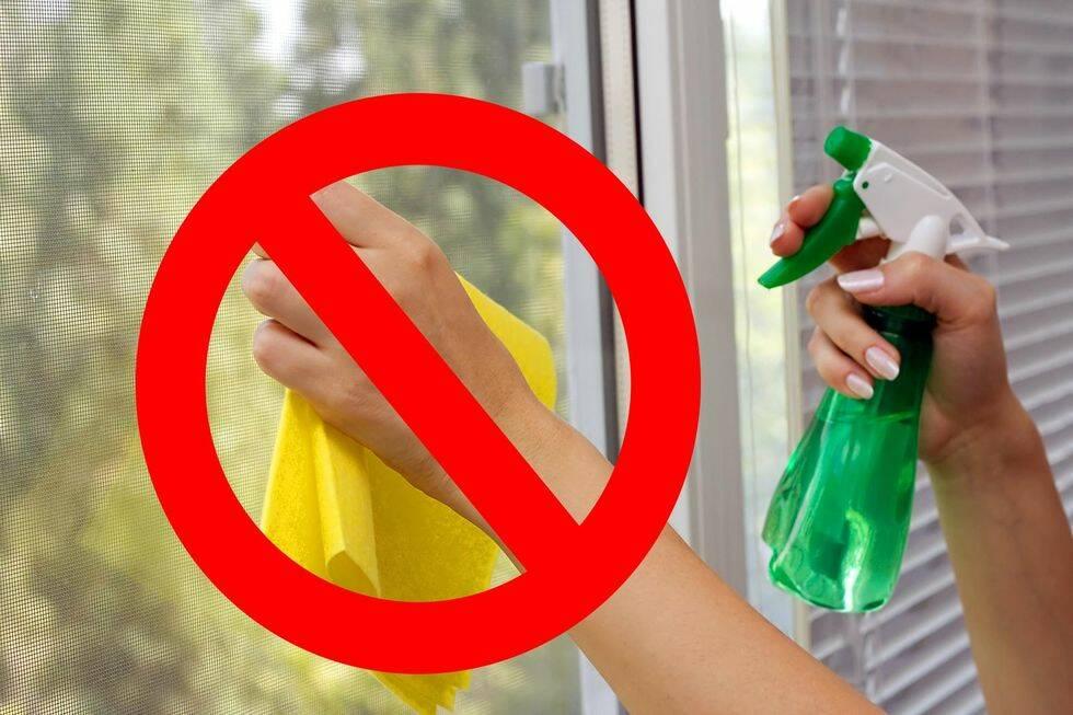 Här är bästa knepet för att få dina fönster skinande rena