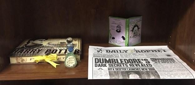 Den här helt magiska Harry Potter-barnkammaren får alla andra barnrum att blekna