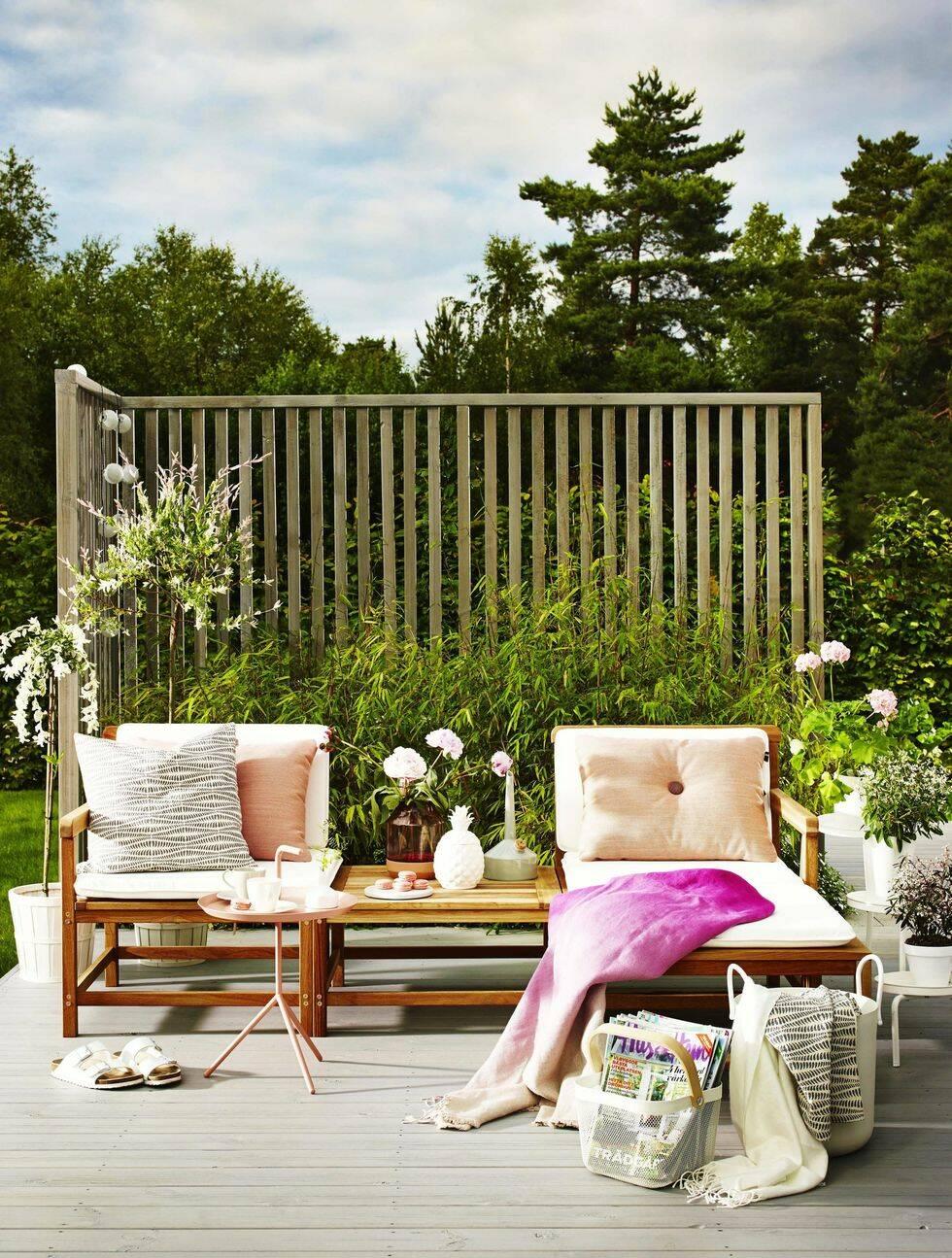 Uteplats: Stylisten guidar dig till vårens hetaste stilar