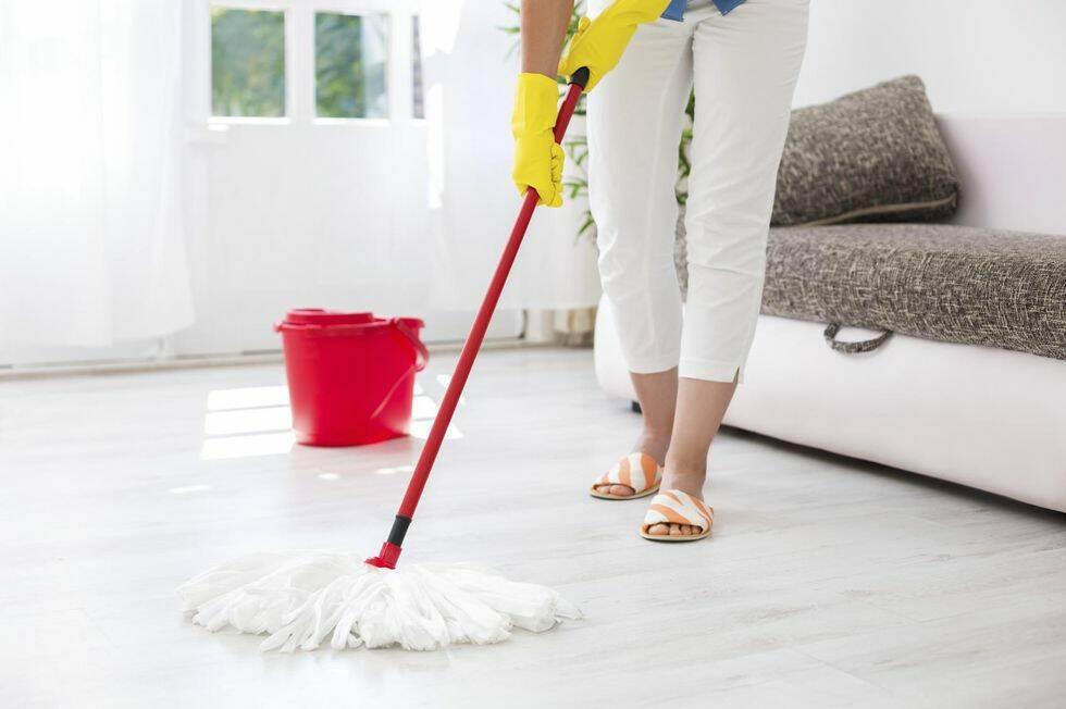 9 fel du gör när du städar – som du borde sluta med genast