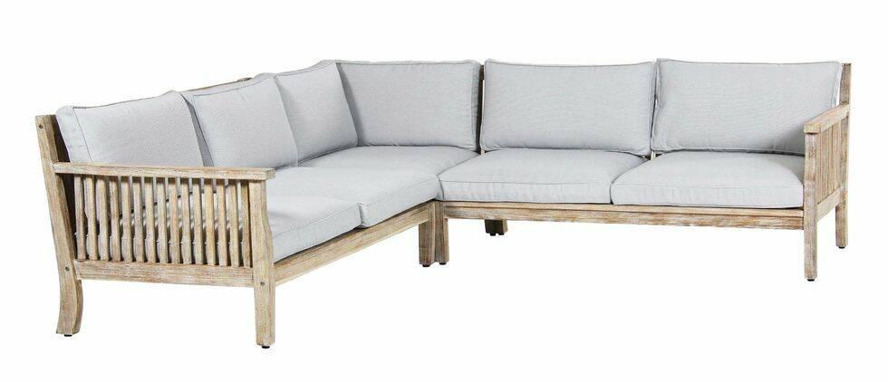 Så här fixar du den moderna loungestilen på uteplatsen