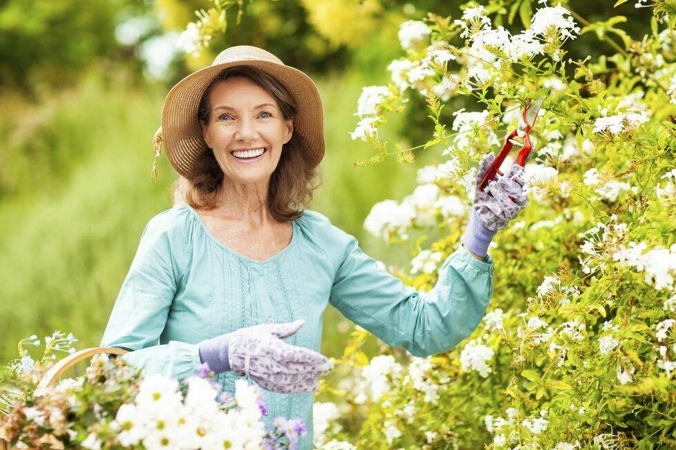 Ny forskning: Kvinnor lever längre när de är omgivna av naturen