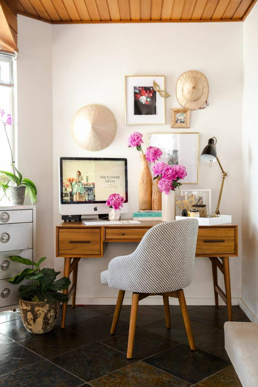 10 snygga hemmakontor som får kreativiteten att blomstra