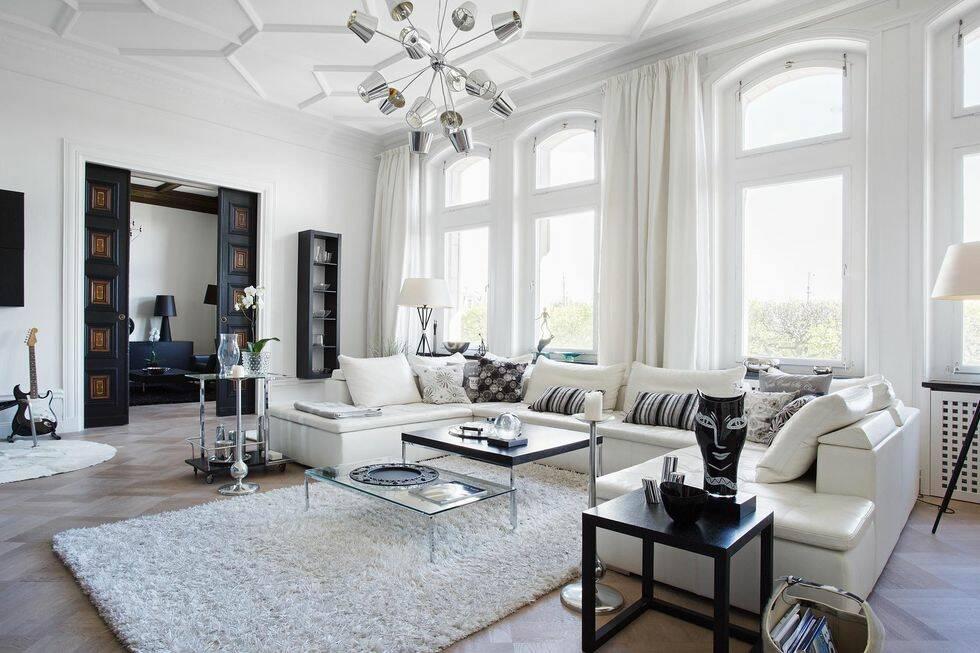 Östermalmsfrun Tone Oppenstams lägenhet är till salu – för 45 miljoner