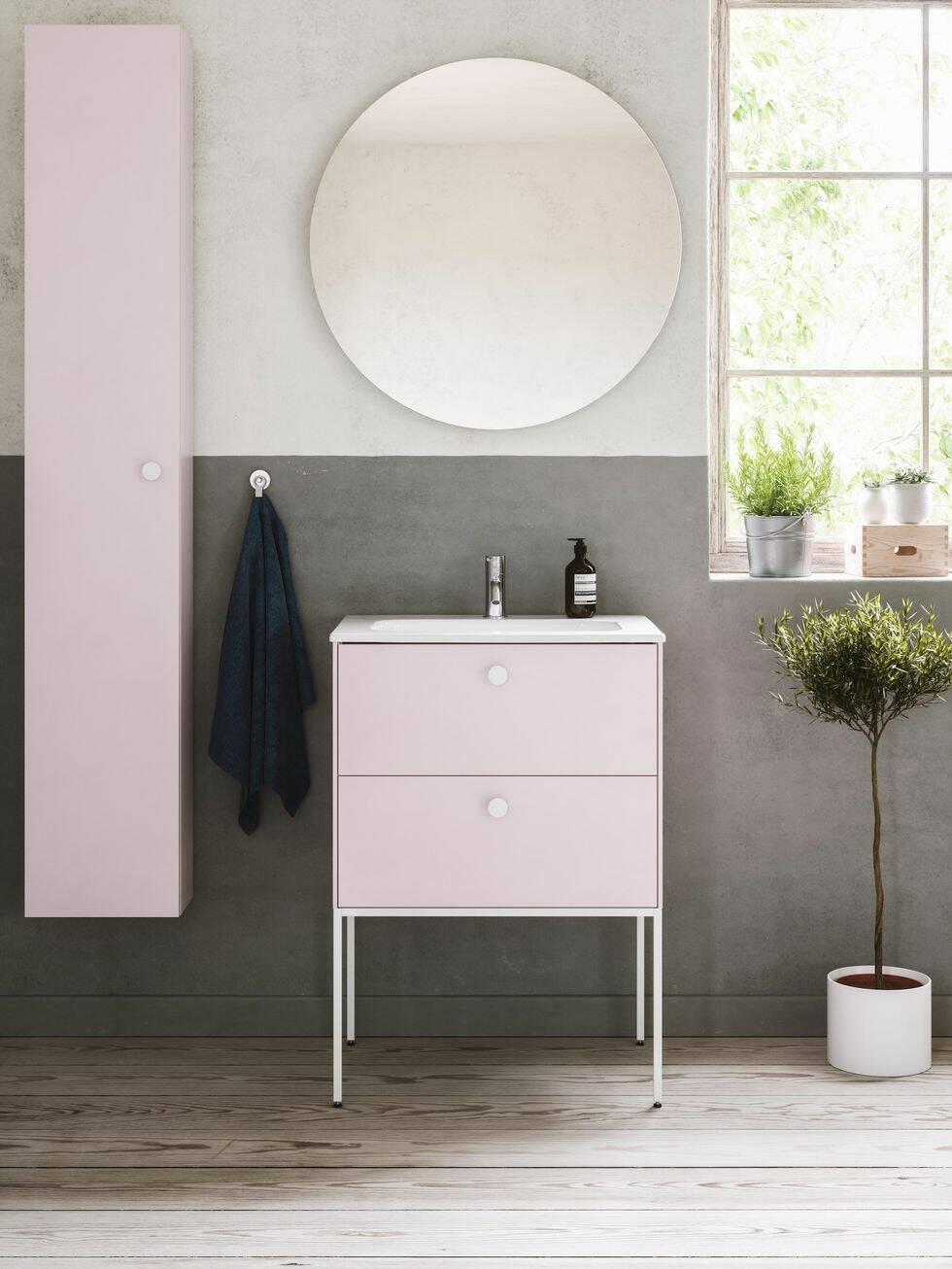Tävla och vinn badrumsmöbel från Ballingslövs nya serie