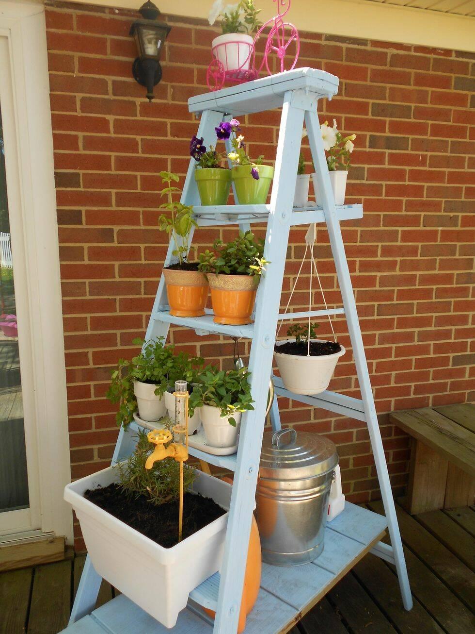 10 vackra vertikala trädgårdar för dig med begränsad yta