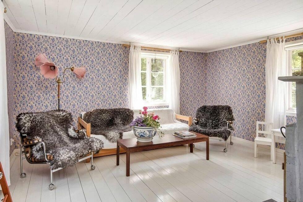 Nu kan du köpa kända svenska designerns sommartorp på Gotland