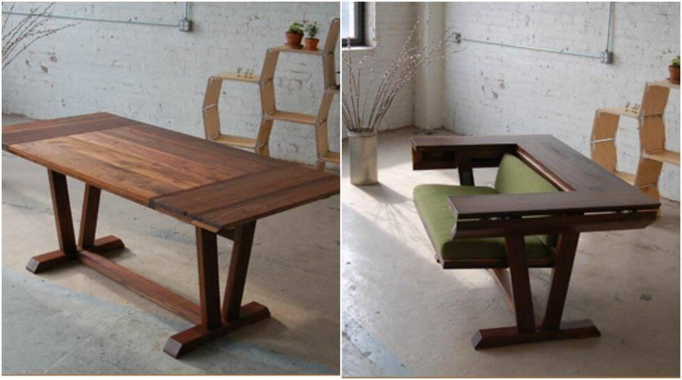 10 smarta möbler för alla som bor på liten yta