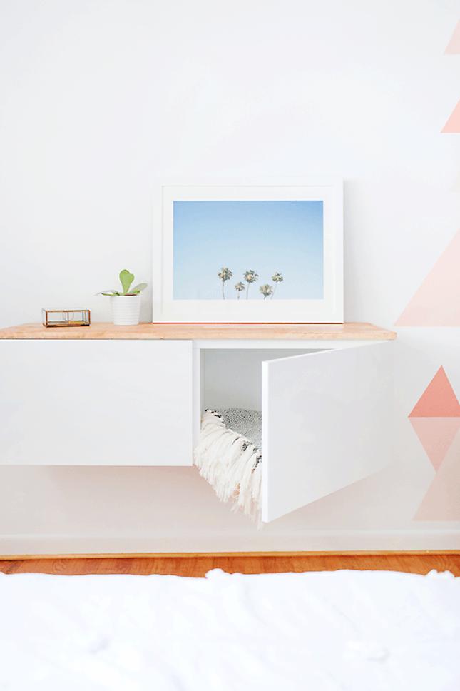 12 superfina Ikea-hacks som gör ditt sovrum lite lyxigare