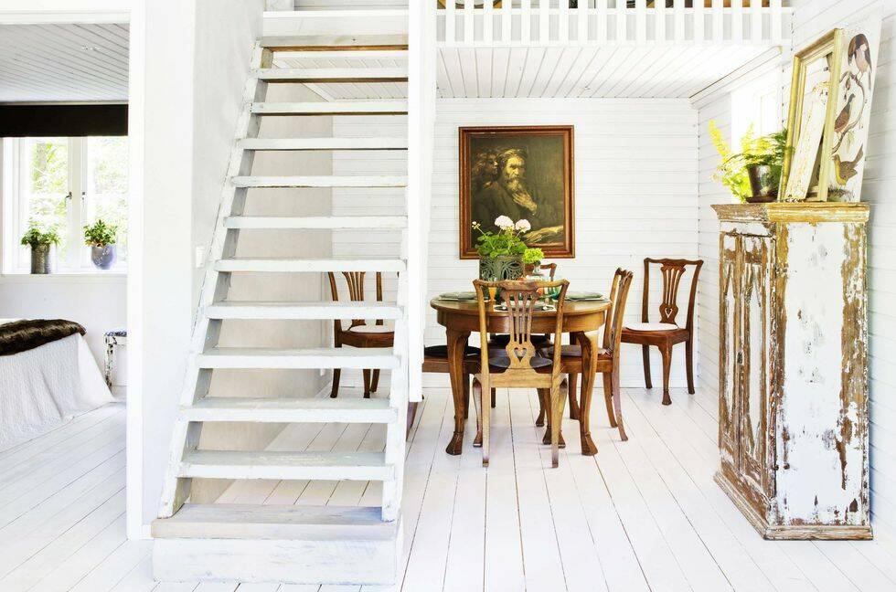 Veckans hem: Att skapa en sommaroas måste få ta tid