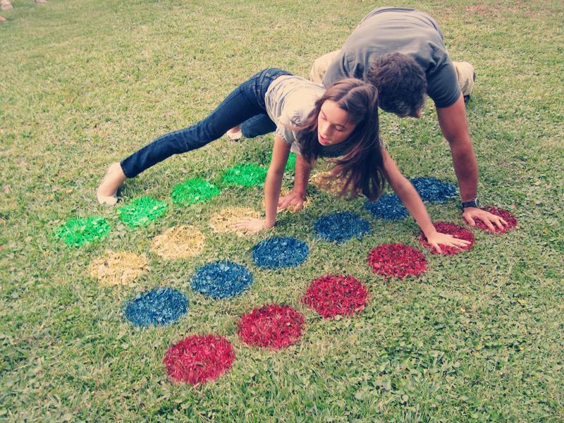 Gör det själv: 12 roliga spel och lekar för trädgården