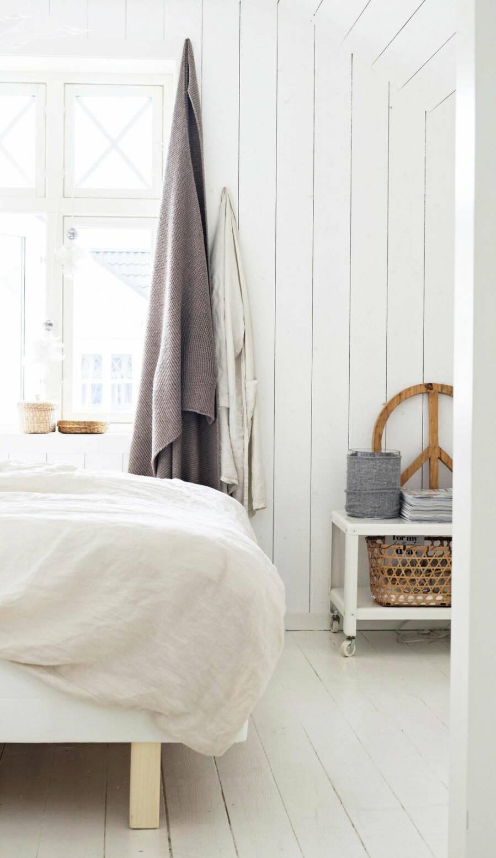 Veckans hem: Lugna färger och naturmaterial i fokus