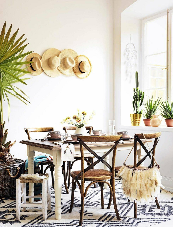 Boho-chict och rustikt – så får du stilen hemma