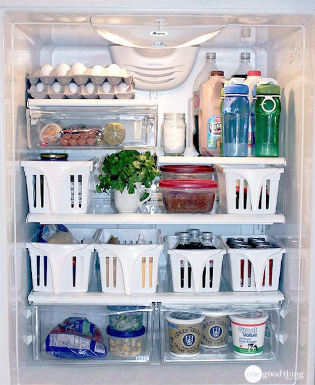 11 tips på hur ditt kök blir mer organiserat än någonsin tidigare