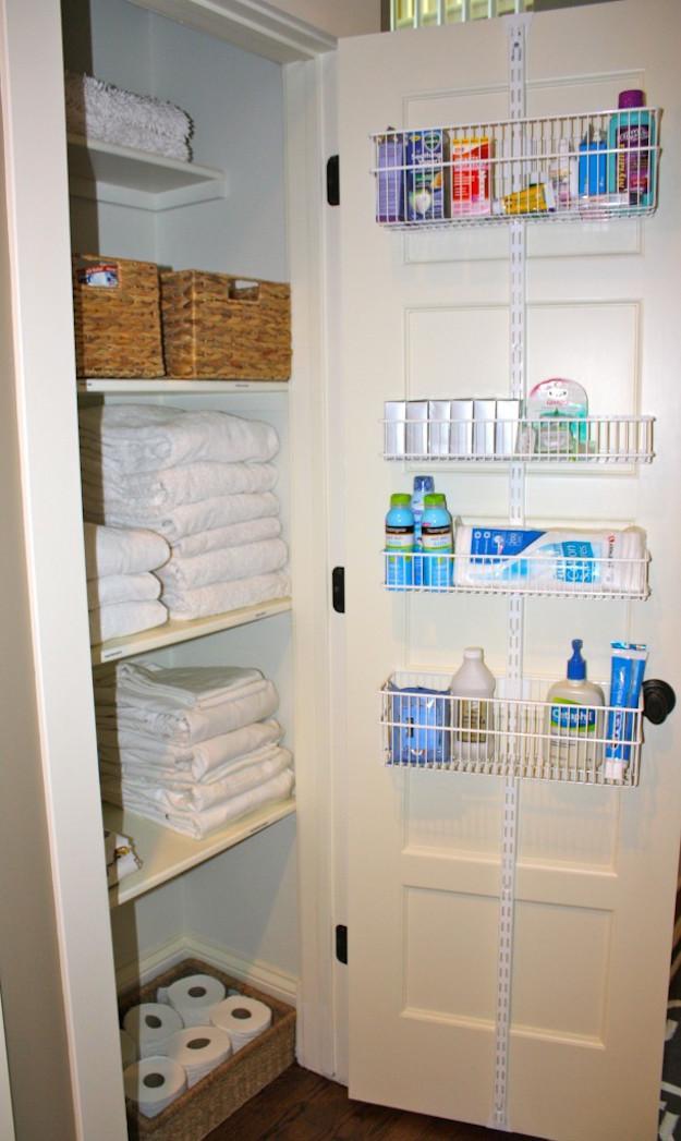 11 smarta badrumshack som kommer att göra ditt liv lite lättare
