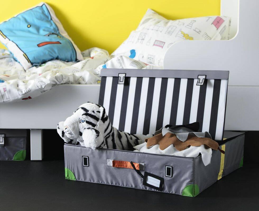 6 höstnyheter från Ikea för organiserade och lekfulla barnrum