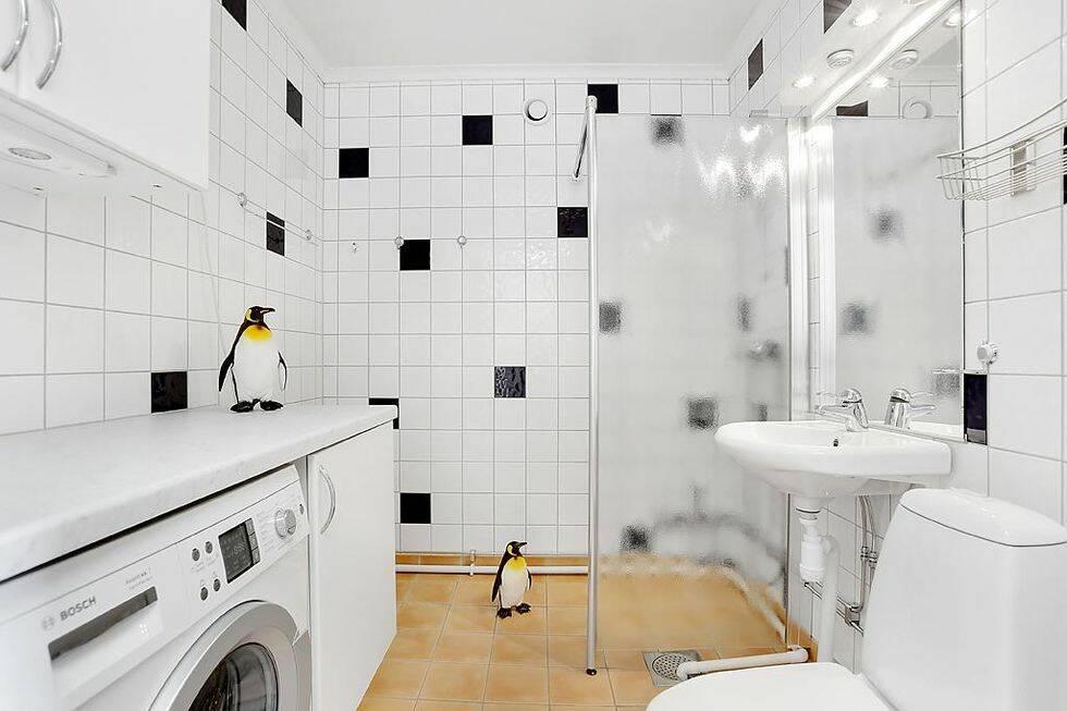Pingvinerna är tillbaka – nu ska de sälja en lägenhet i Akalla