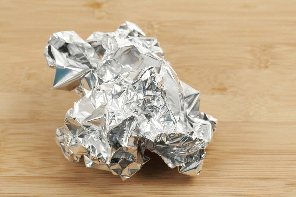 10 saker du inte visste att du kan använda aluminiumfolie till