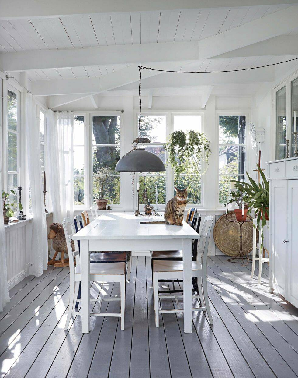Gör det själv: Maffigt matbord med plats för många