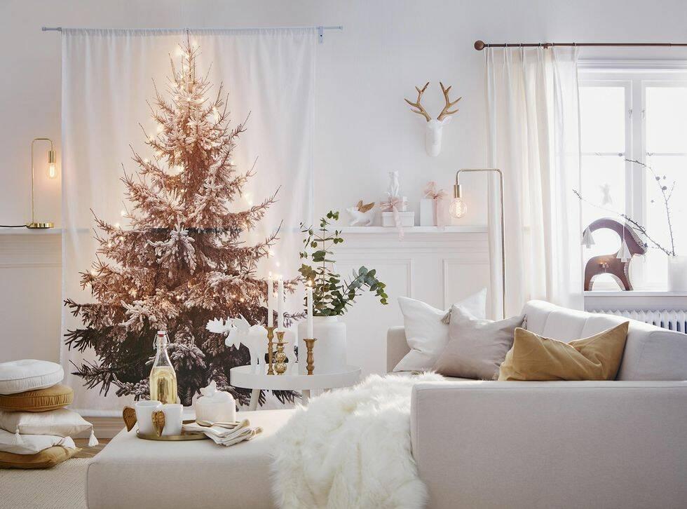 Jotex bjuder på en vit jul – med en twist