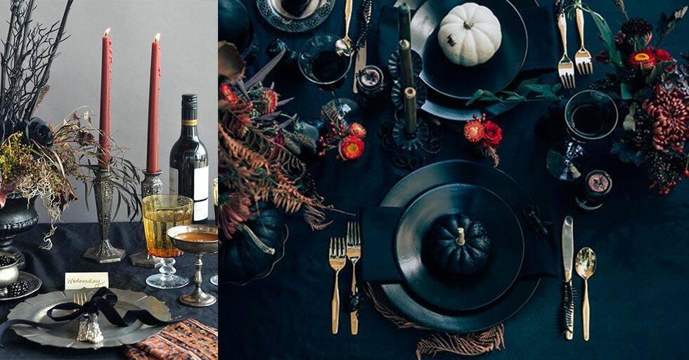 12 detaljer du behöver för att skapa en läskigt elegant Halloweenlook