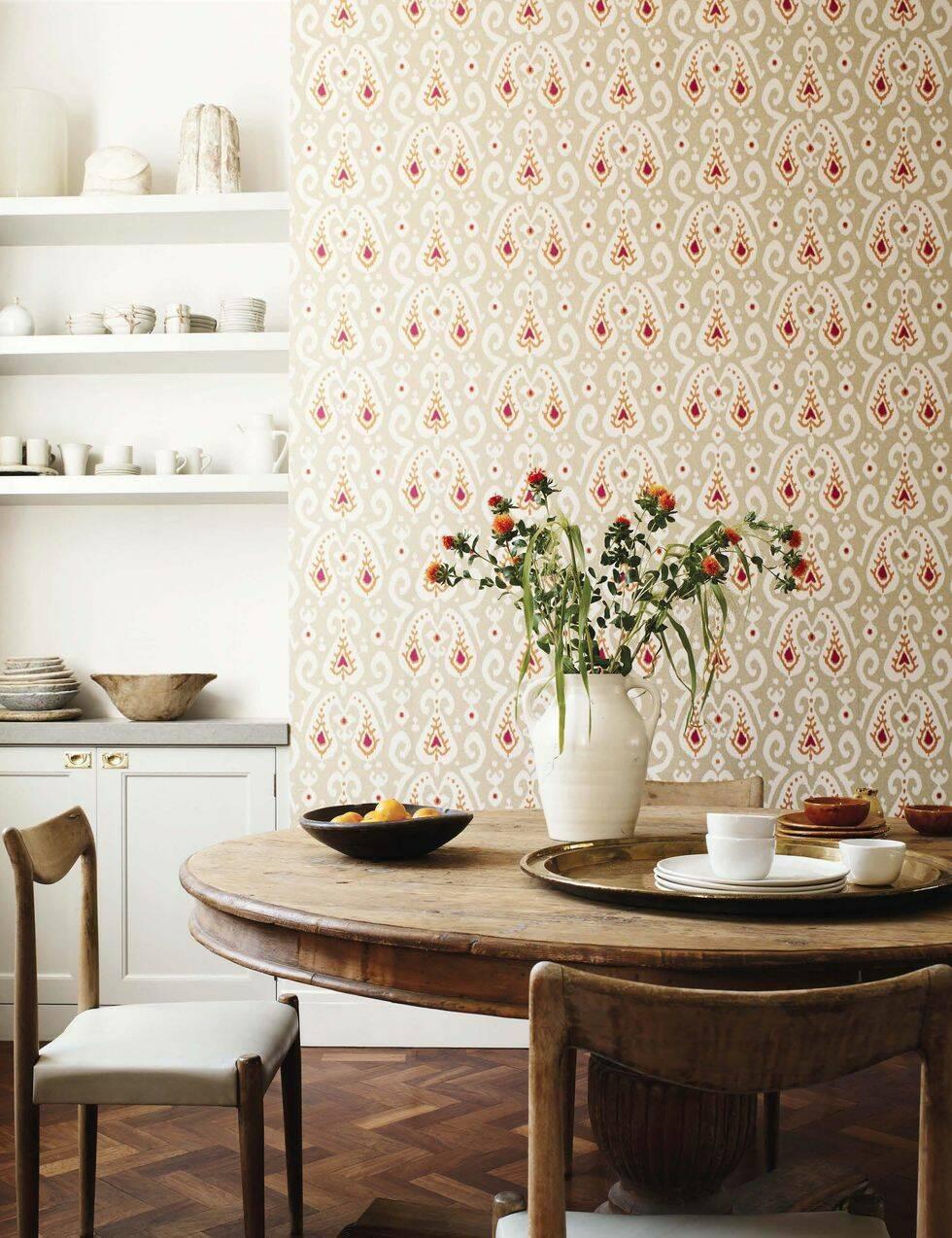 10 romantiska kökstapeter vi vill ha i höst