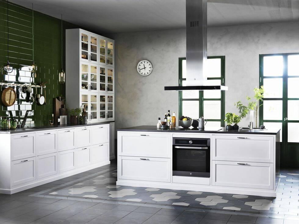 5 nya kök som ger dig den rätta ljusa och lantliga looken
