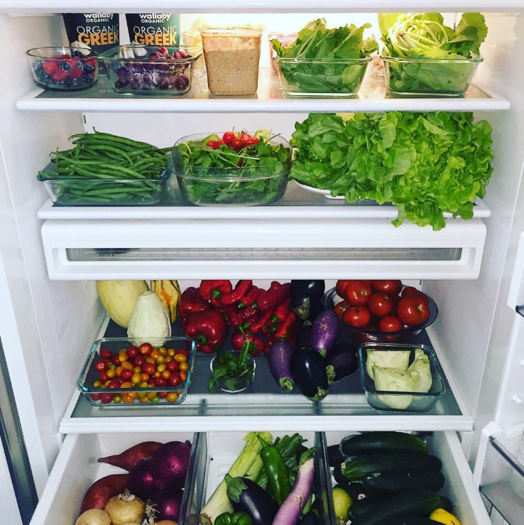 12 välorganiserade kylskåp som får alla perfektionister att dregla
