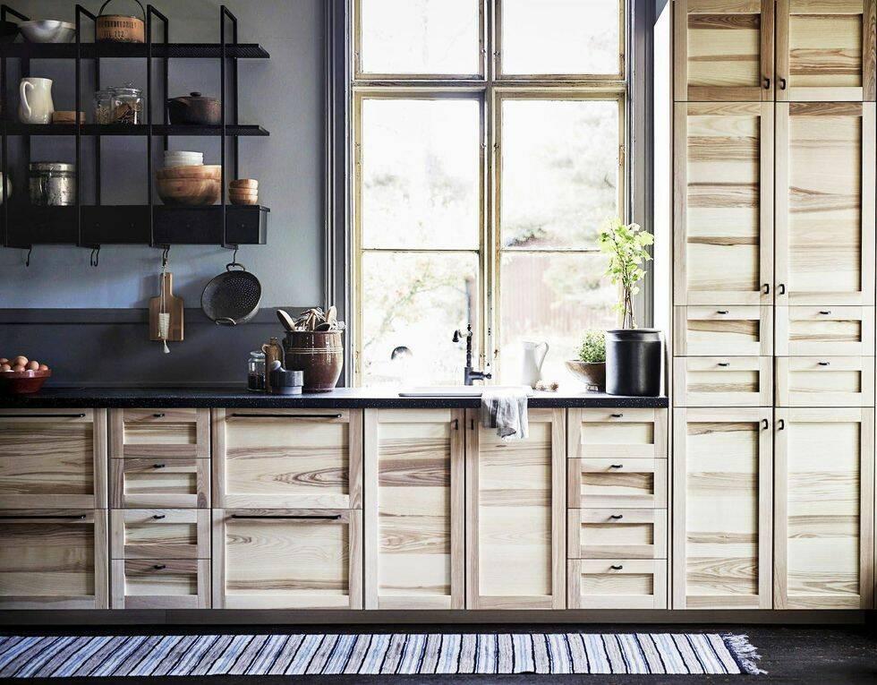 5 nya kök för dig som älskar tidlöst trä