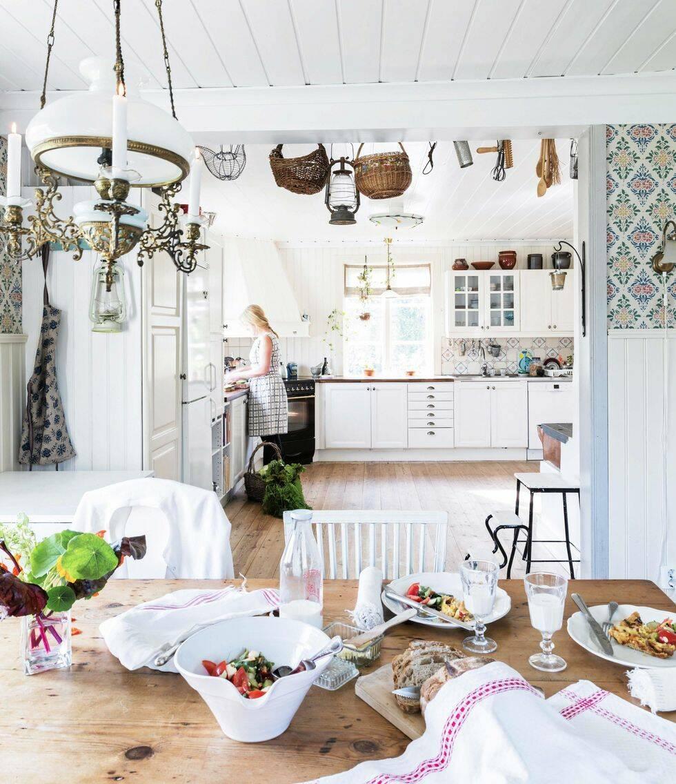 De här bilderna kommer göra dig avundsjuk om du älskar lantkök