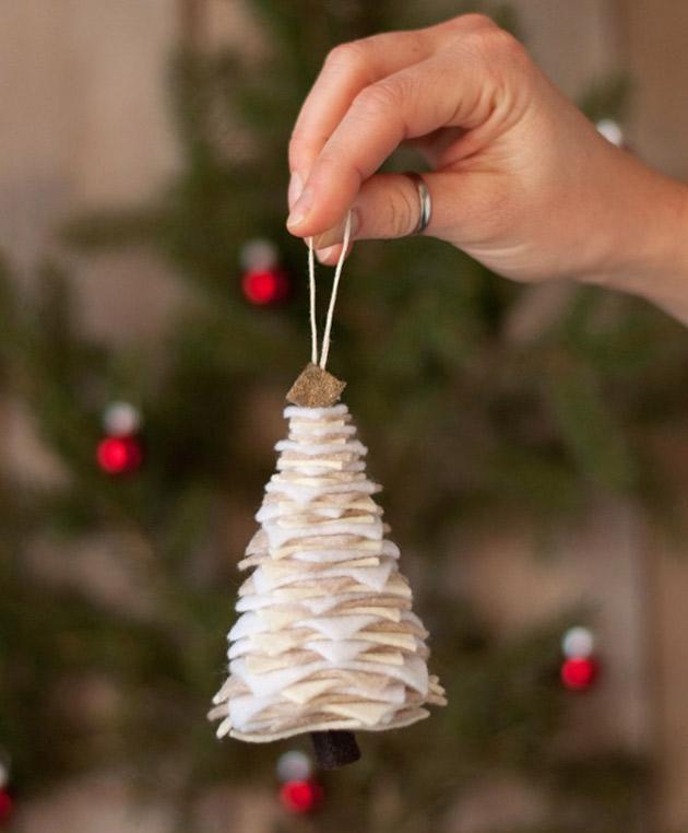 25 sockersöta juldekorationer för granen du kan göra själv