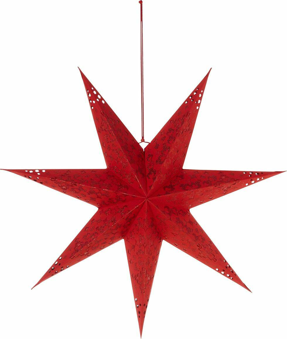 Inspiration – 6 strålande julstjärnor att hänga i fönstret