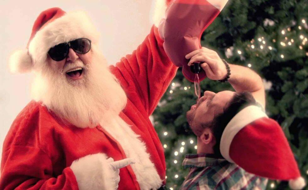 Är de här julstrumporna den perfekta presenten till alla vinälskare?