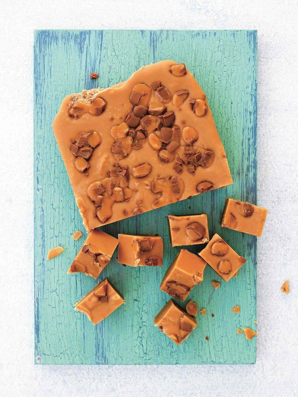 Baka eget julgodis med godis – 5 smarriga recept