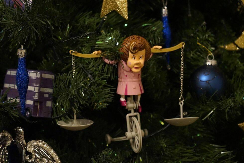 Här är den ultimata julgranen för alla som älskar Harry Potter