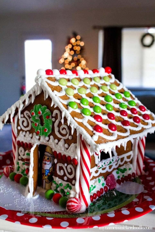 12 magiska pepparkakshus att inspireras av inför julbaket