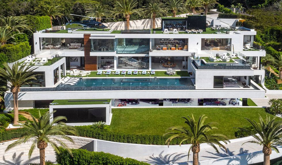 Bilder: USA:s dyraste hus någonsin kostar 2 miljarder