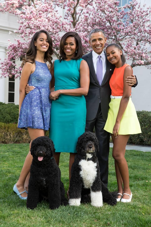 Bilder: Hit flyttar familjen Obama efter Vita huset