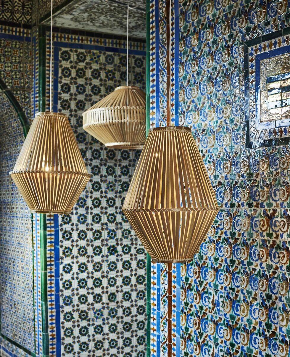 Ikea bjuder på en härlig fusion av färg och mönster