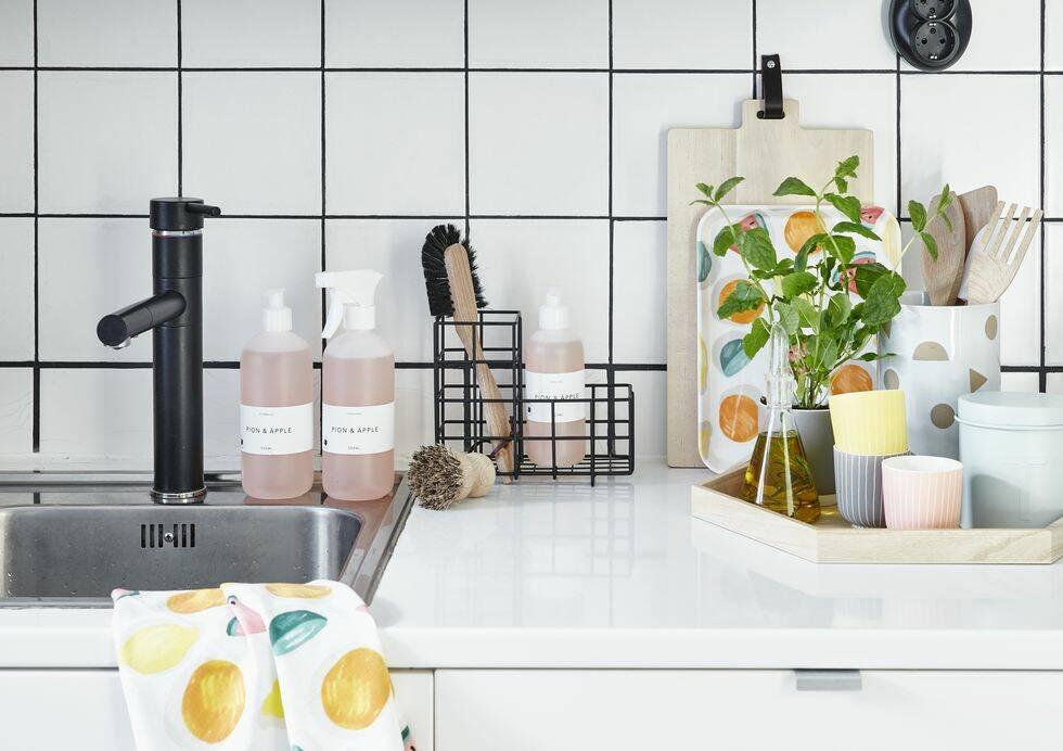 En bra start på dagen – och våren – i Lagerhaus nya kollektion